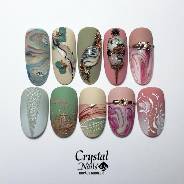Marble & Pastel Mix